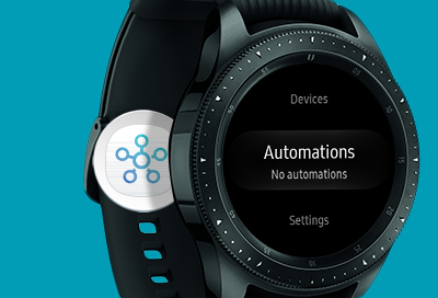 Cannot Manage SmartThings Automation with the Watch