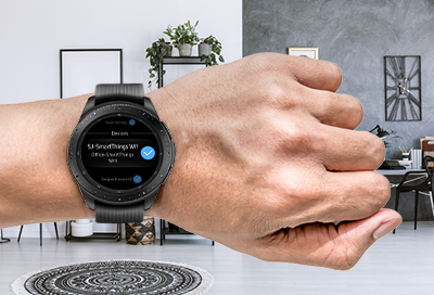 Devices Do Not Appear in SmartThings on the Watch