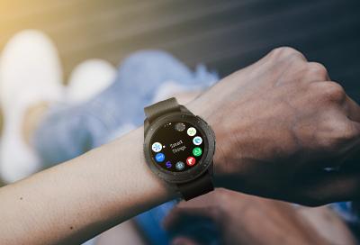 SmartThings Error on the Watch