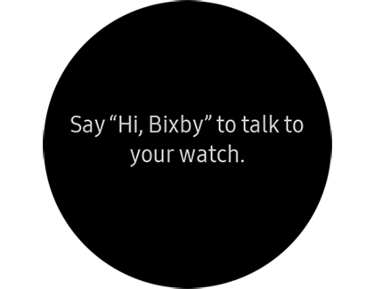 Say Hi Bixby to your Watch