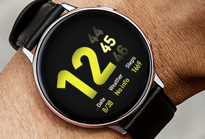 Properly wear and clean your Samsung smart watch