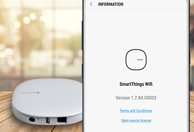 Firmware Updates for SmartThings Sensors, Outlets and Buttons