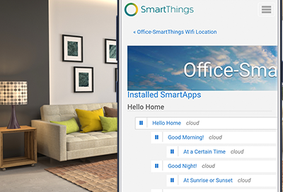 Fix Scheduled Events in SmartThings Classic