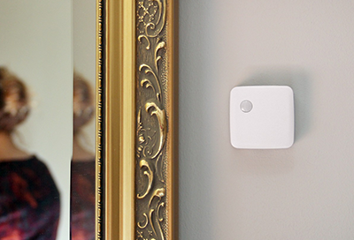 Motion Sensor Gives Inaccurate Temperature Readings