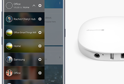 Use Two Hubs in SmartThings Classic