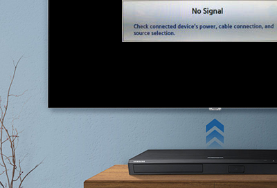 Home Theater and Blu-ray Error Messages