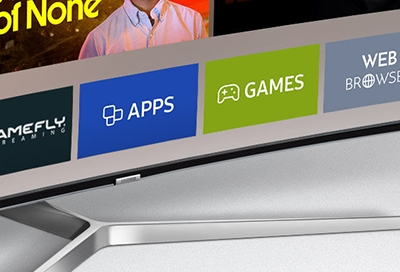 An app is not working on my TV