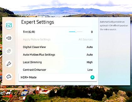Samsung Tv Calibration App