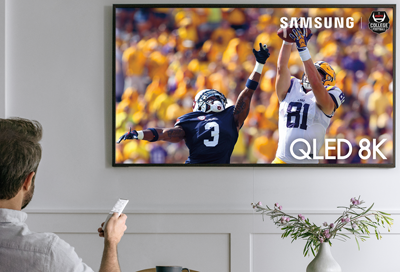 Samsung TV that is in retail mode