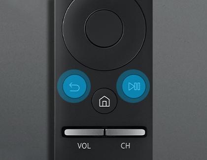 Samsung TV remote pairing