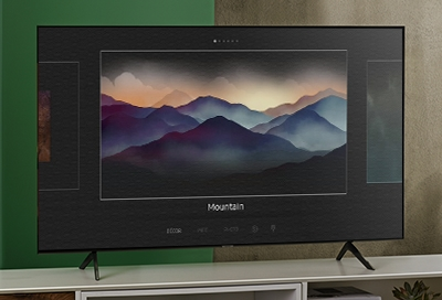 Ambient Mode on Your 2019 QLED TV