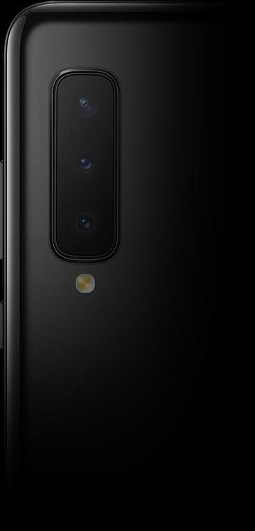 Samsung Galaxy Fold Camera - 6 Wide Angle Phone Cameras
