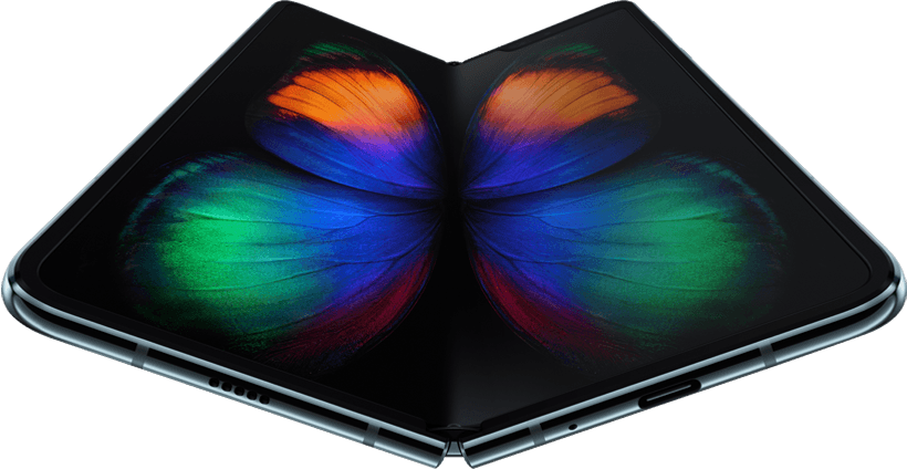 Samsung Galaxy Fold - Foldable Phone of the Future | Samsung US