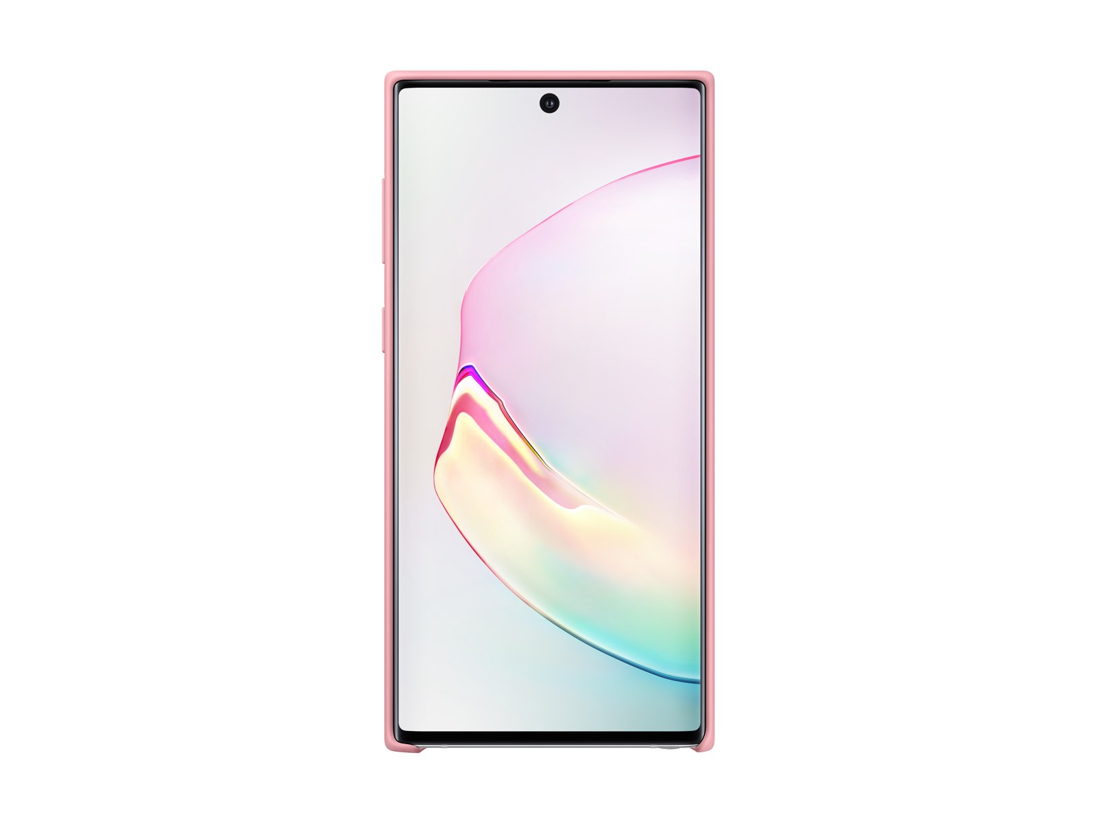 Galaxy Note10 Silicone Cover, Pink