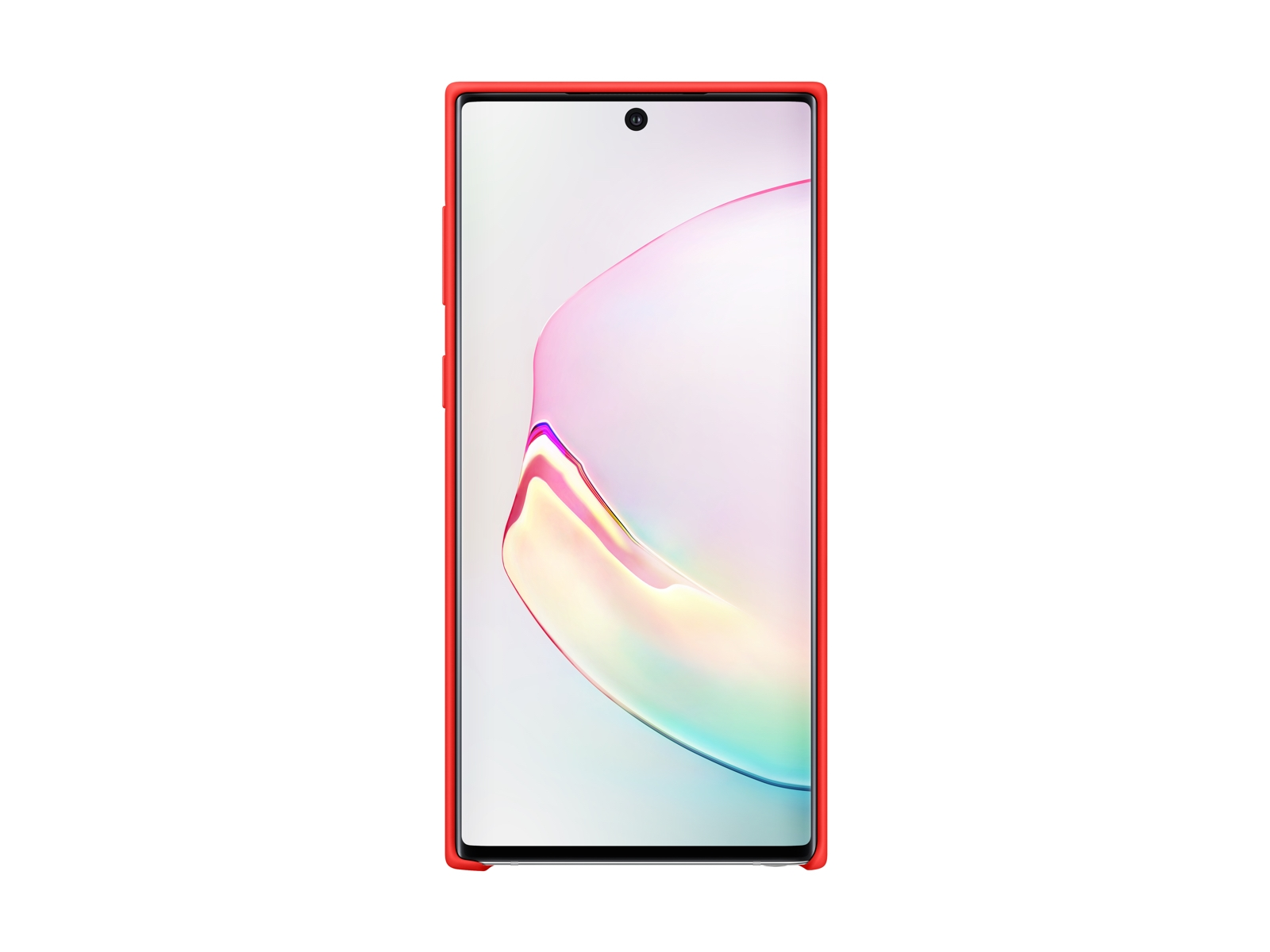 Galaxy Note10 Silicone Cover, Red