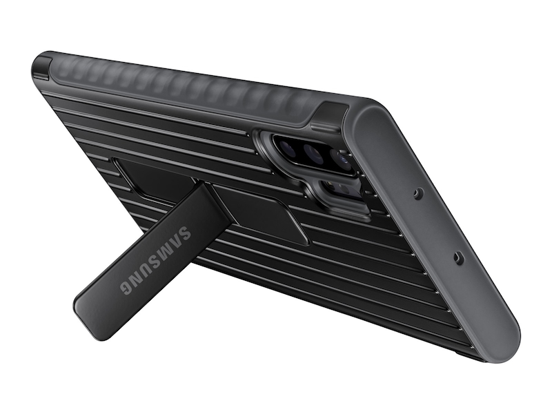 Galaxy Note10+ Rugged Protective Cover, Black