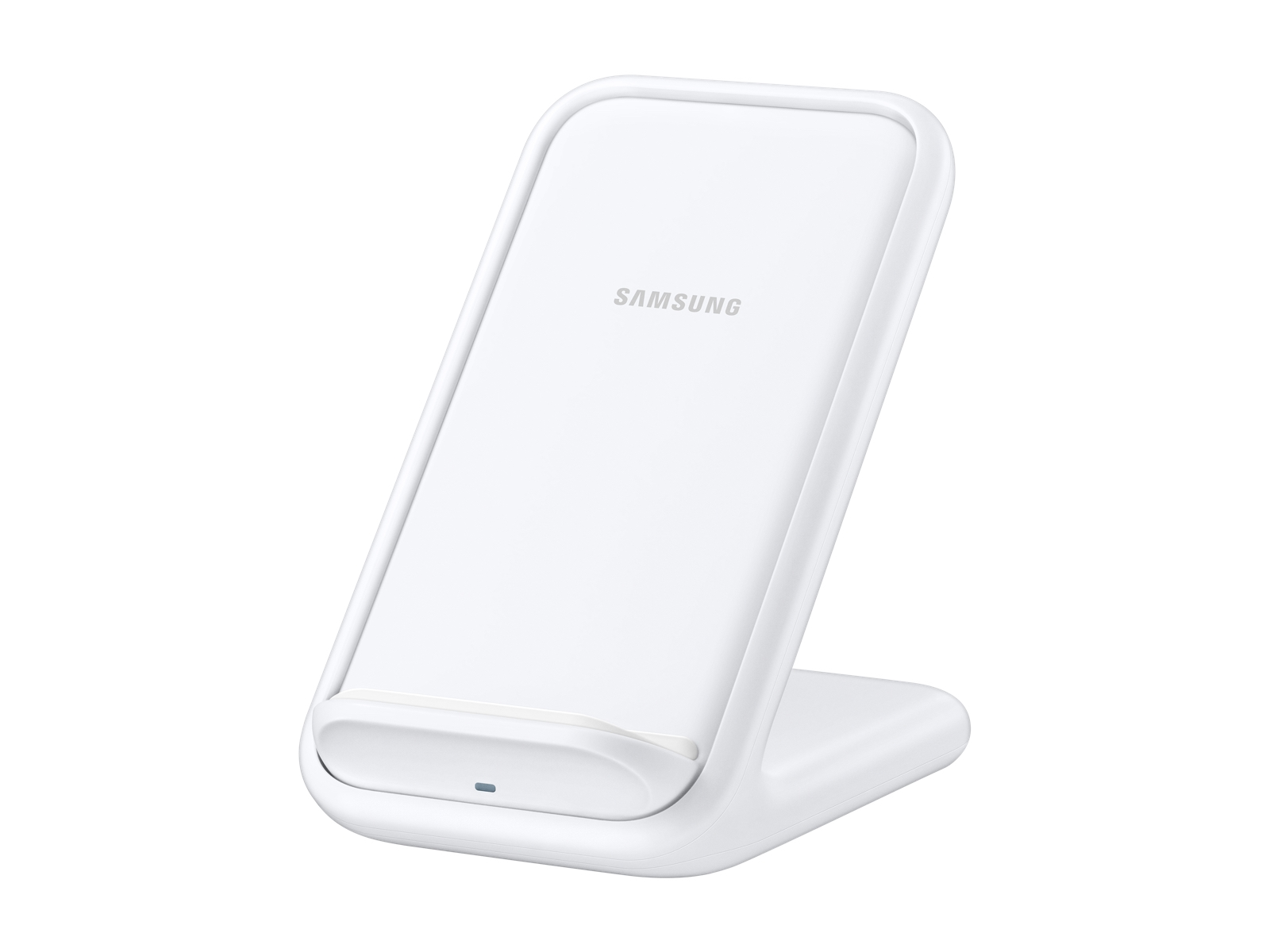 Wireless Charger Stand 15W, White