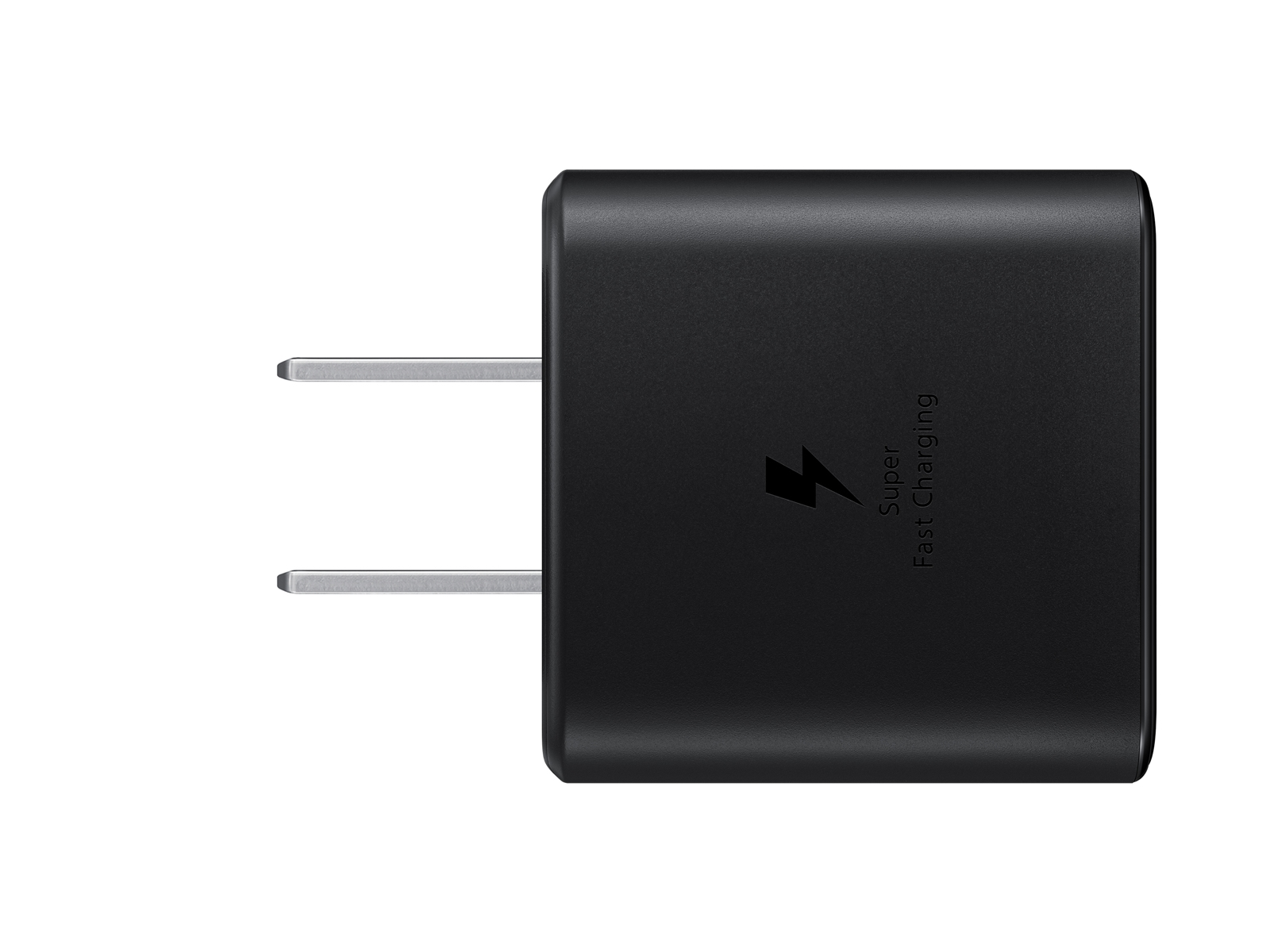 45W USB-C Fast Charging Wall Charger, Black