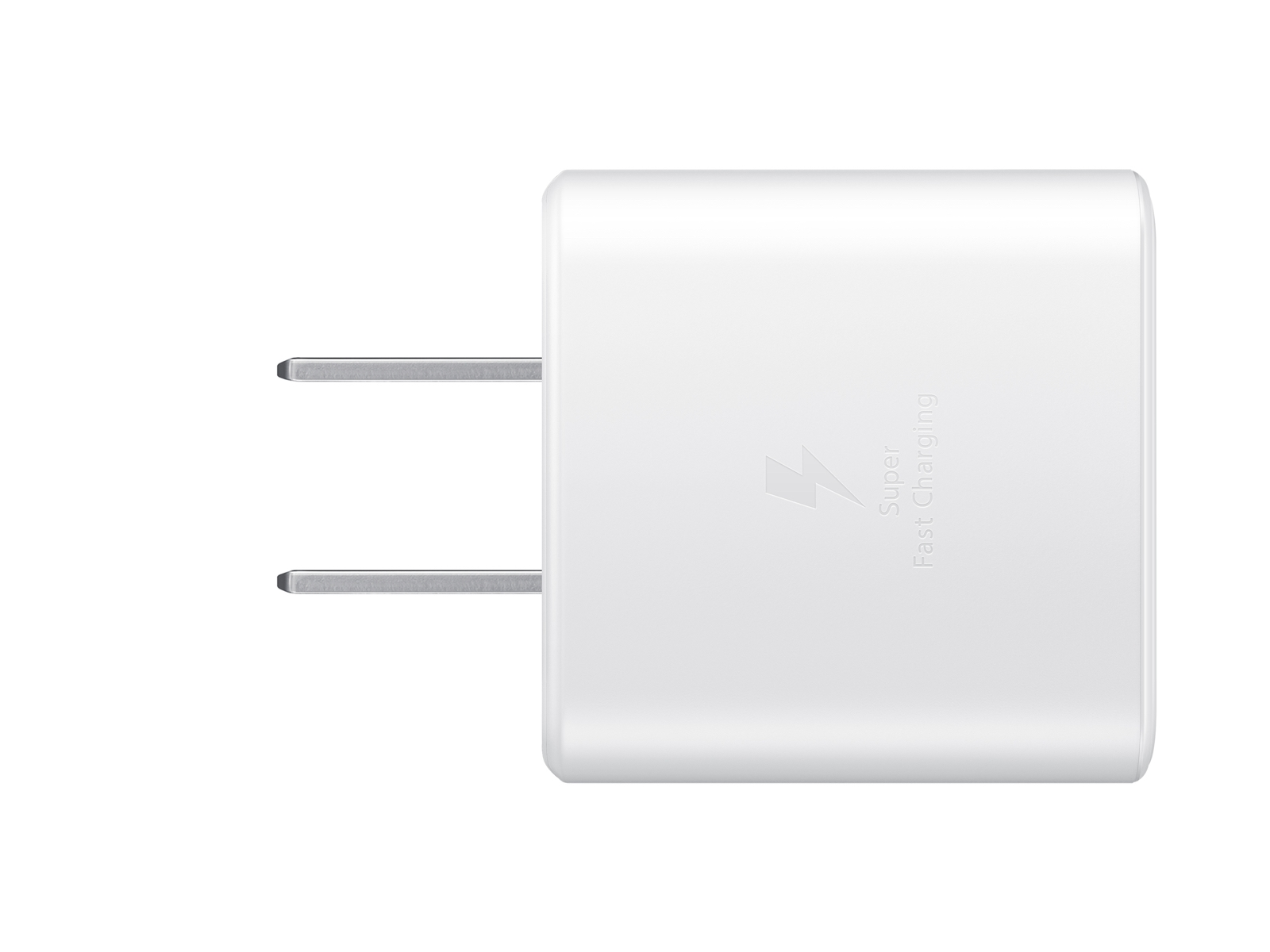 45W USB-C Fast Charging Wall Charger, White