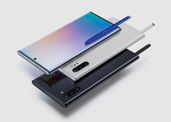galaxy note10 business smartphone