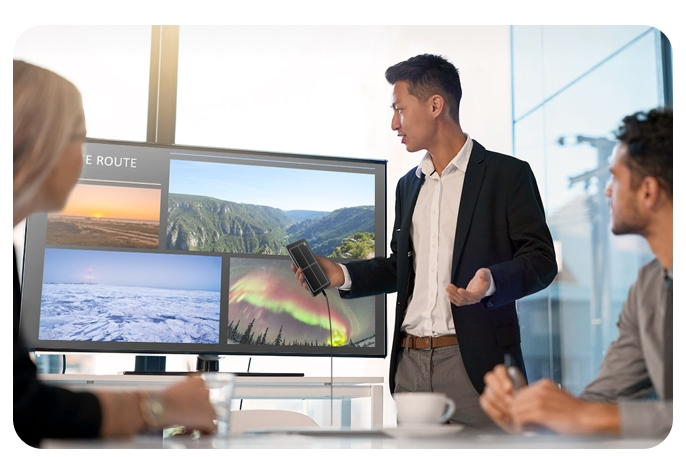 Samsung DeX cloud computing
