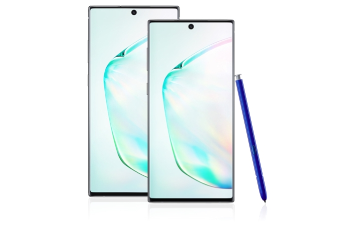 Galaxy Note10 for small business