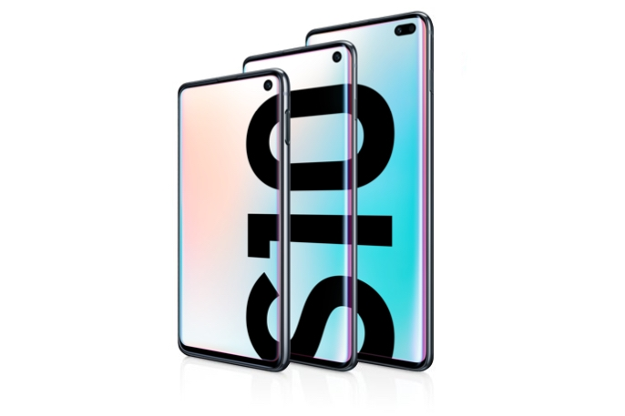 Galaxy S10 for small business