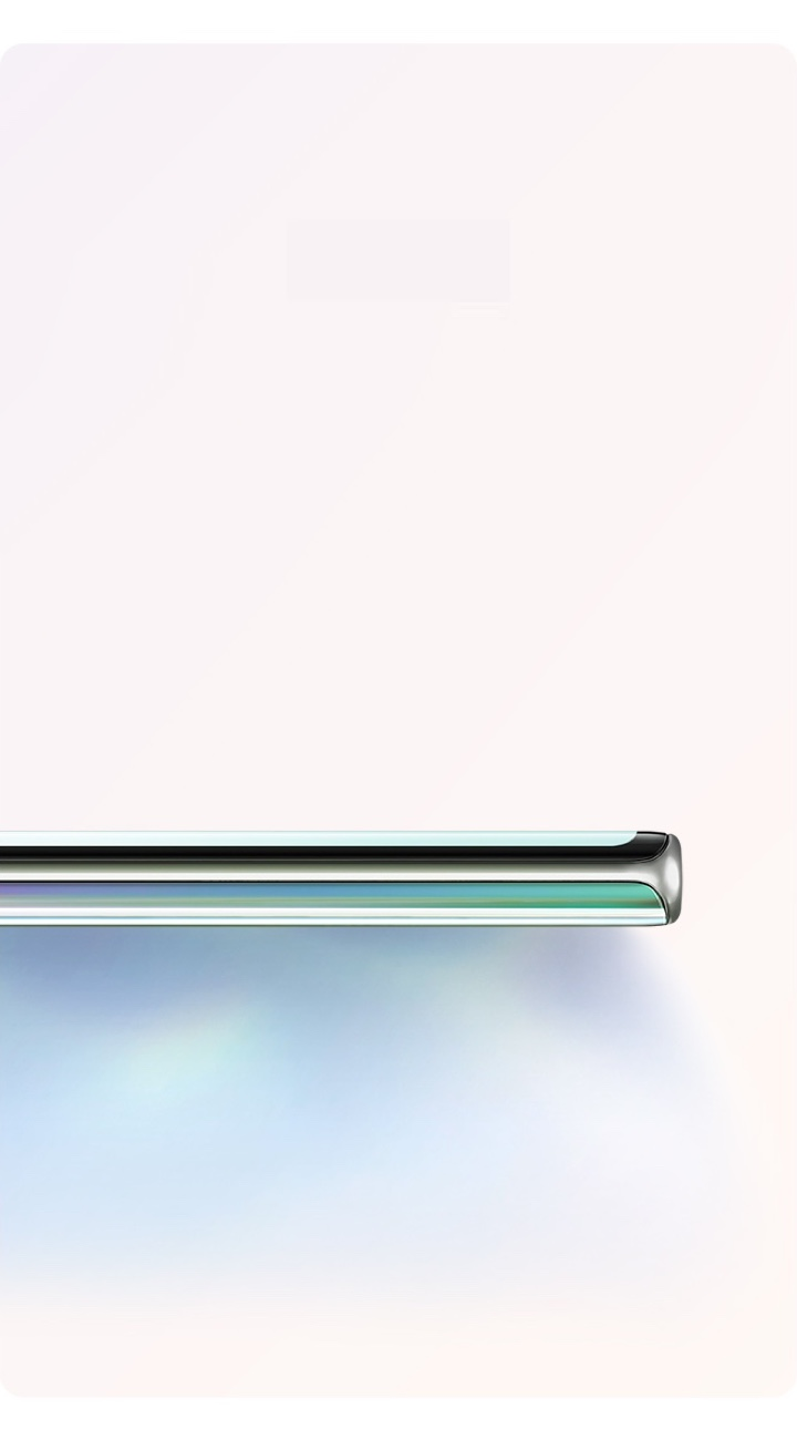 Endless screen in an impossibly slim form.