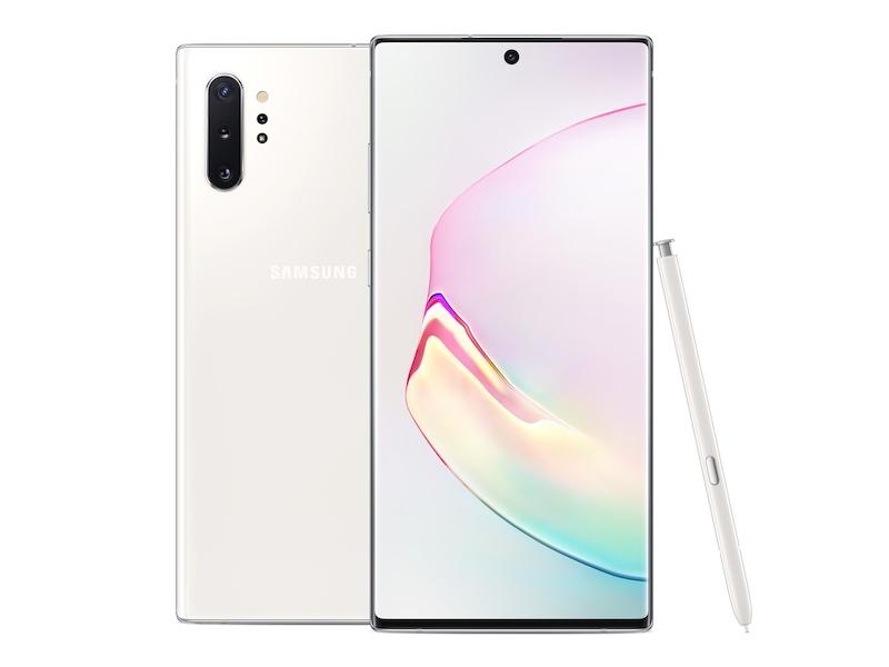 Galaxy Note10+ 5G 256GB (Verizon) Aura White - SM-N976VZWAVZW