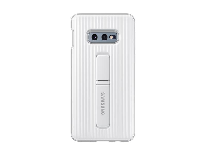 reputable site 88c9e 0508b Galaxy S10e Rugged Protective Cover, White