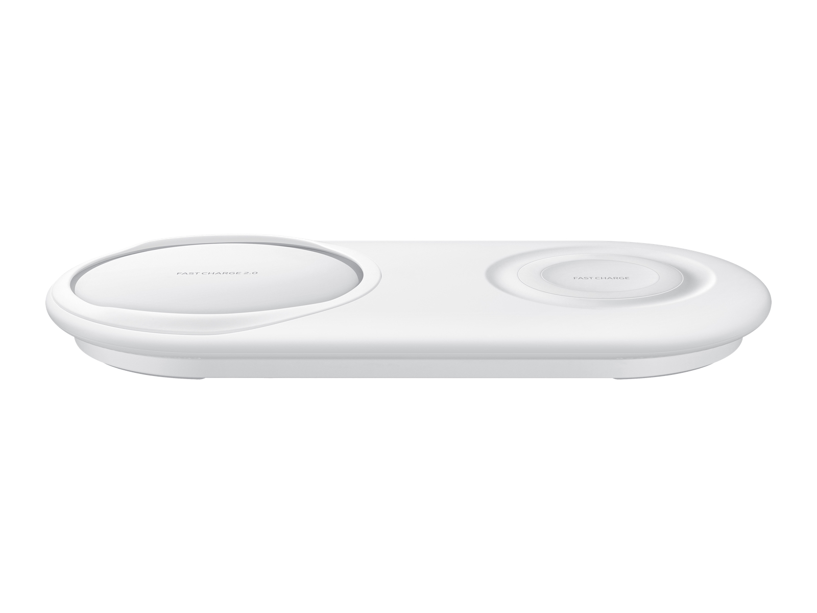Wireless Charger Duo Pad, White