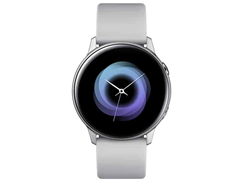 Galaxy Watch Active (40mm), Silver (Bluetooth)