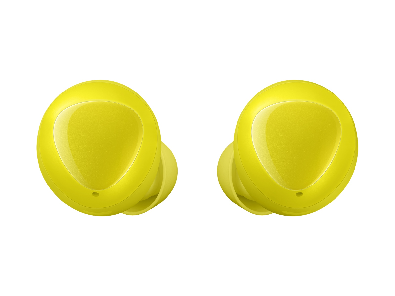Galaxy Buds, True Wireless Earbuds, Yellow (Wireless Charging Case Included)