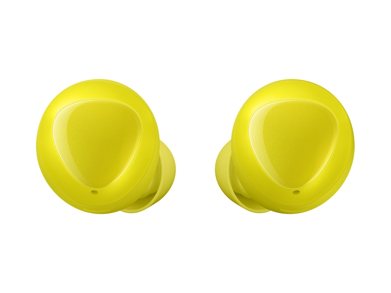 Image result for Samsung Galaxy Buds yellow