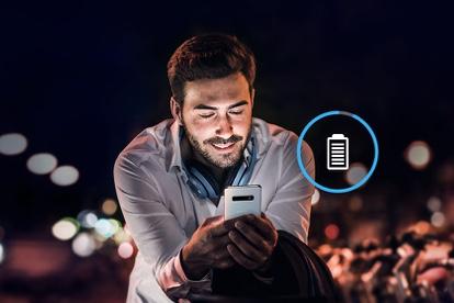 long lasting smartphone battery