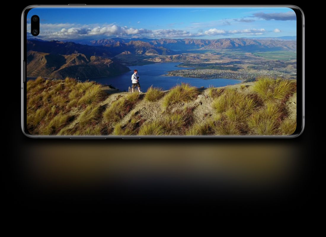 Samsung Galaxy S10 Design - Cinema-Grade Display | Samsung US