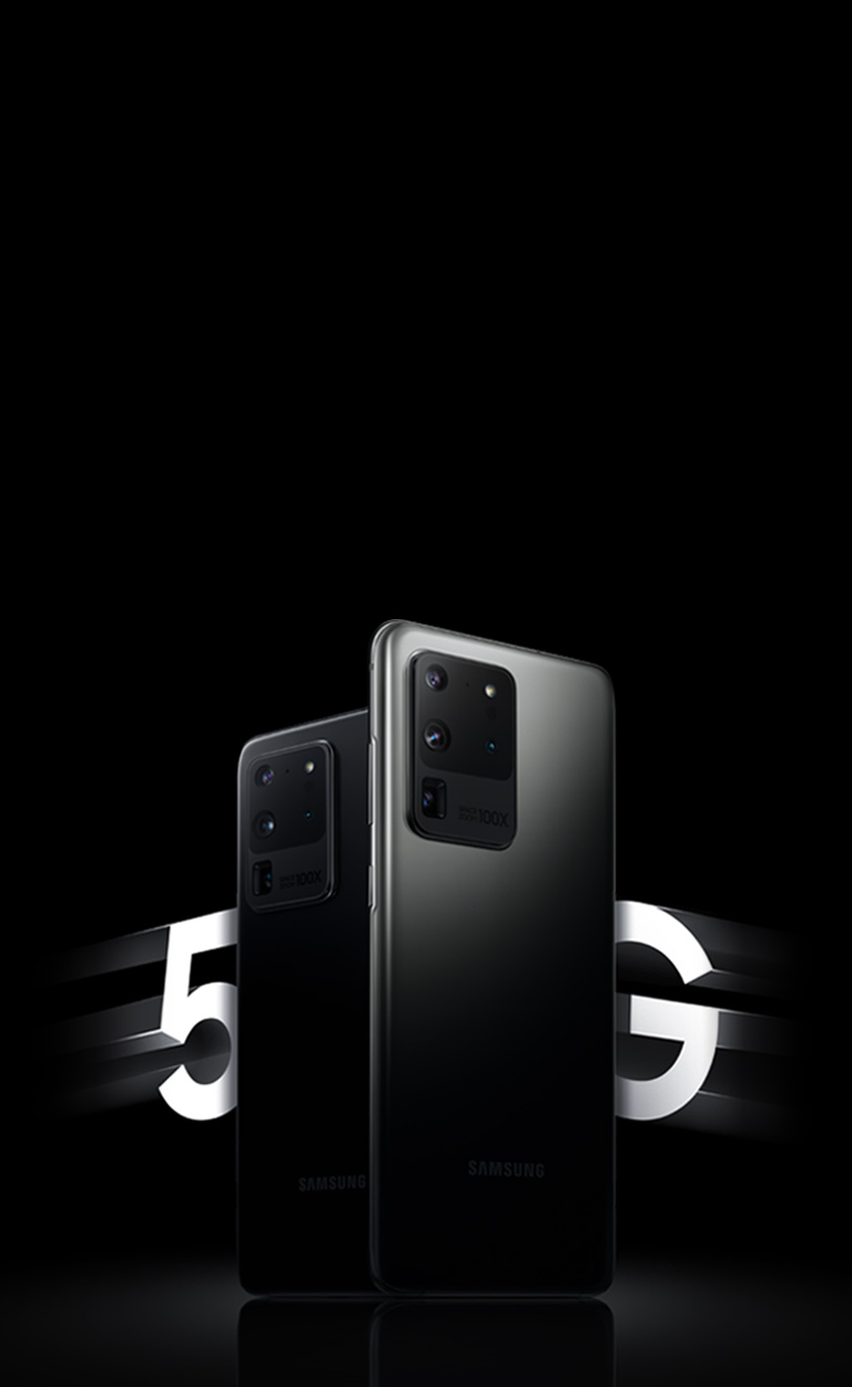 Revolutionary camera. Ready for 5G.