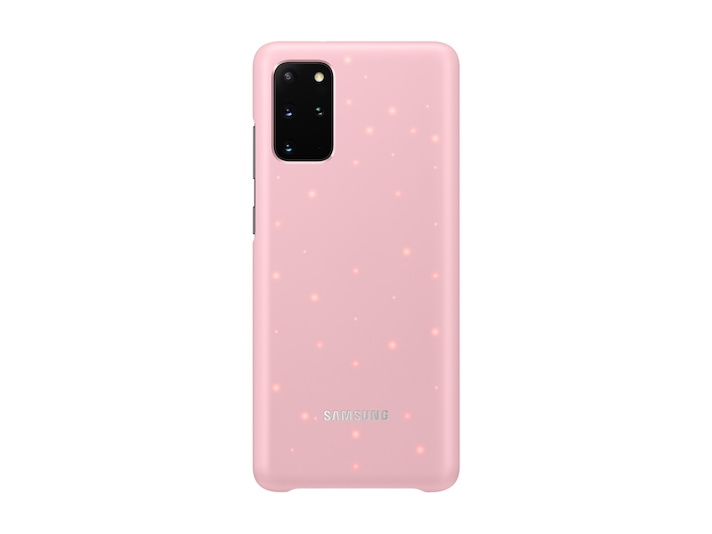 Galaxy S20+ 5G LED Back cover, Pink