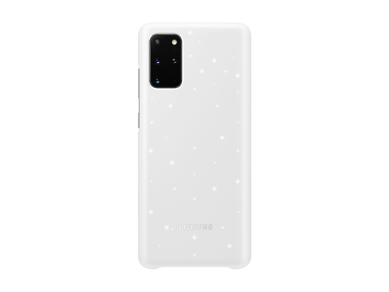 Galaxy S20+ 5G LED Back cover White