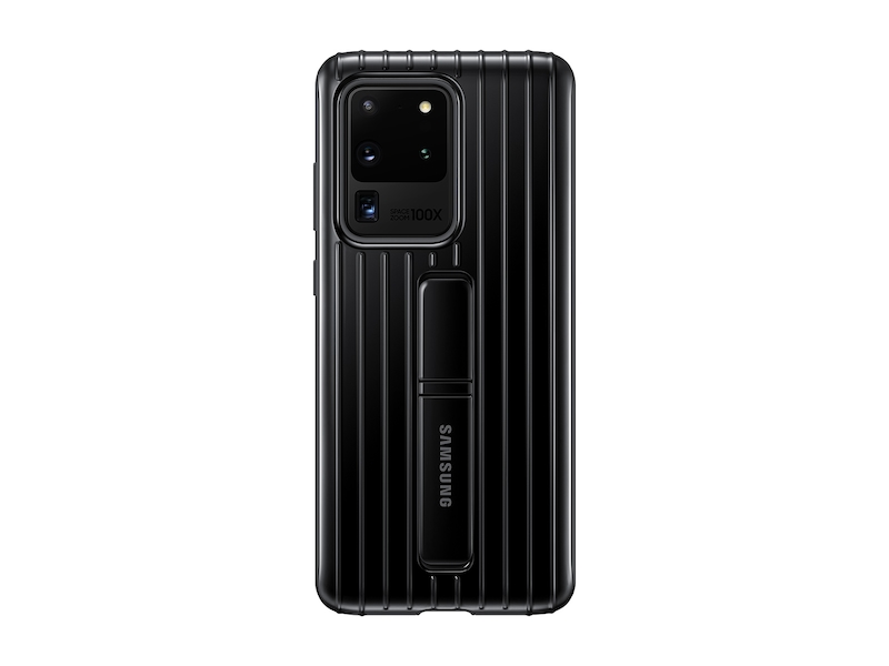 Galaxy S20 Ultra 5G Rugged Protective Cover, Black