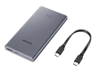Thumbnail image of 25W Portable Battery, Silver