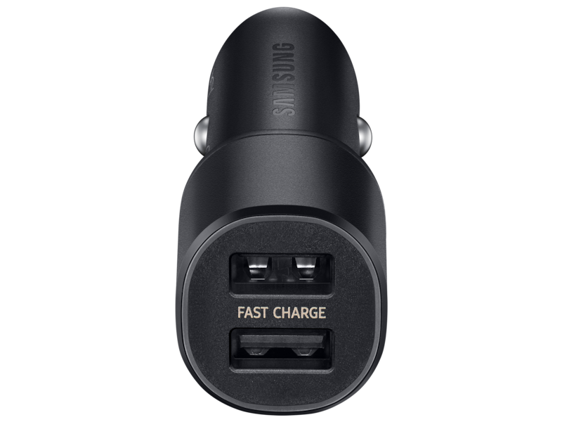 15W Dual Port Car Charger
